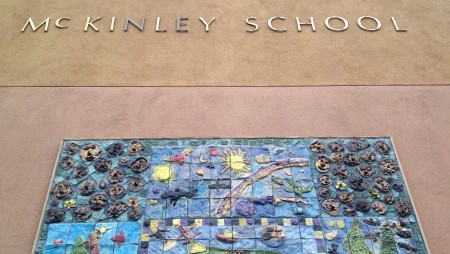 The annual McKinley Open House for prospective families will be held this Saturday, November 5, 2016 from 10:00 am to 12:00 noon.  Please feel free to bring the whole family.  See classrooms, meet Principal Molly Pope, PTA members and parents.  Hope to see you there!